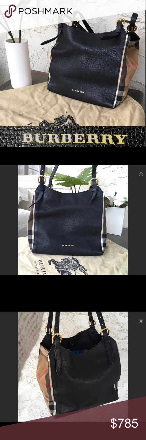 1096433c5975 Authentic Burberry Canterbury Bag Gorgeous