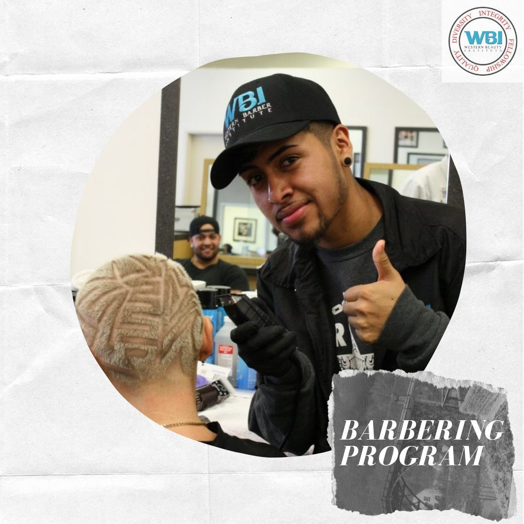 Barber Crossover Course - Western Beauty Institute ...