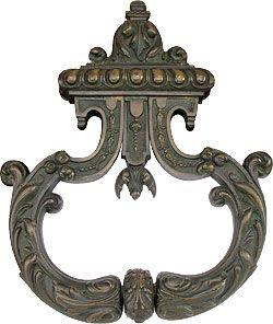 Door-Knockers made in Brass