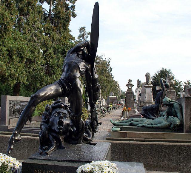 Milán Monumental Cemetery