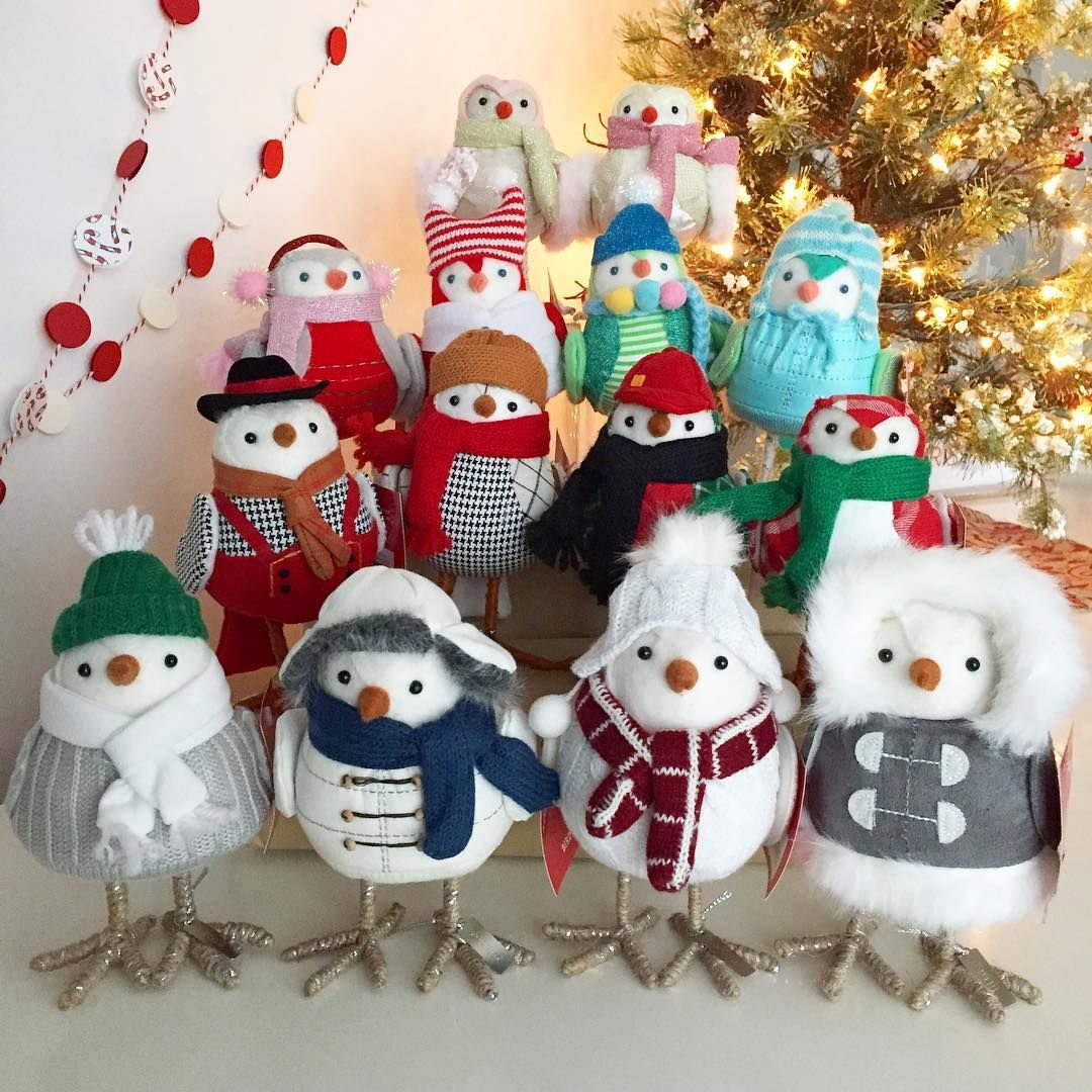 Target Finds Holiday Birds Snowman Christmas Decorations Target Christmas Decor