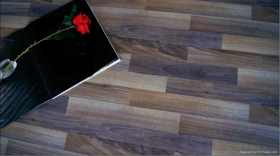 Waterproof Rubber Laminate Flooring
