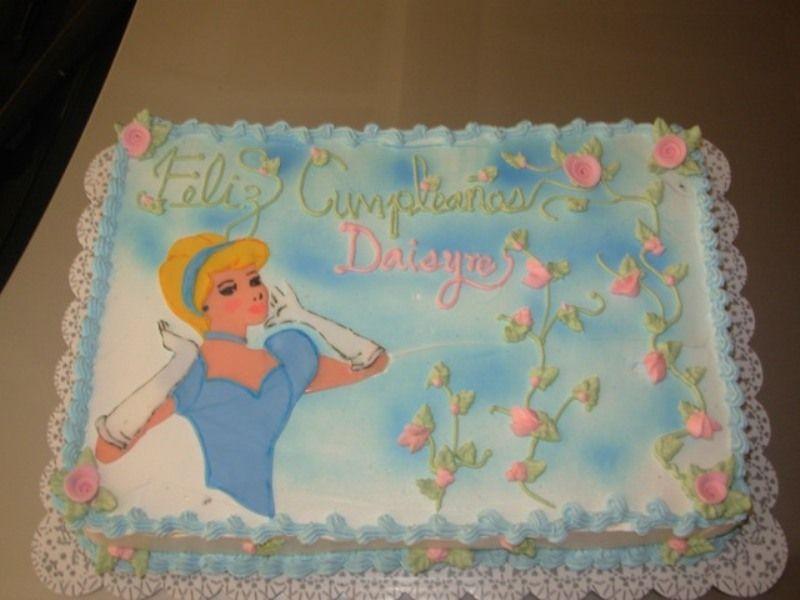 Incredible Cinderella Cake With Images Cinderella Cake Cake Cinderella Personalised Birthday Cards Veneteletsinfo