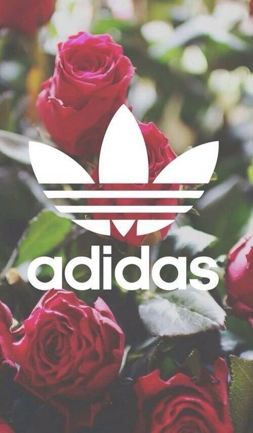 Rose Adidas Adidas Wallpapers Adidas Iphone Wallpaper Adidas