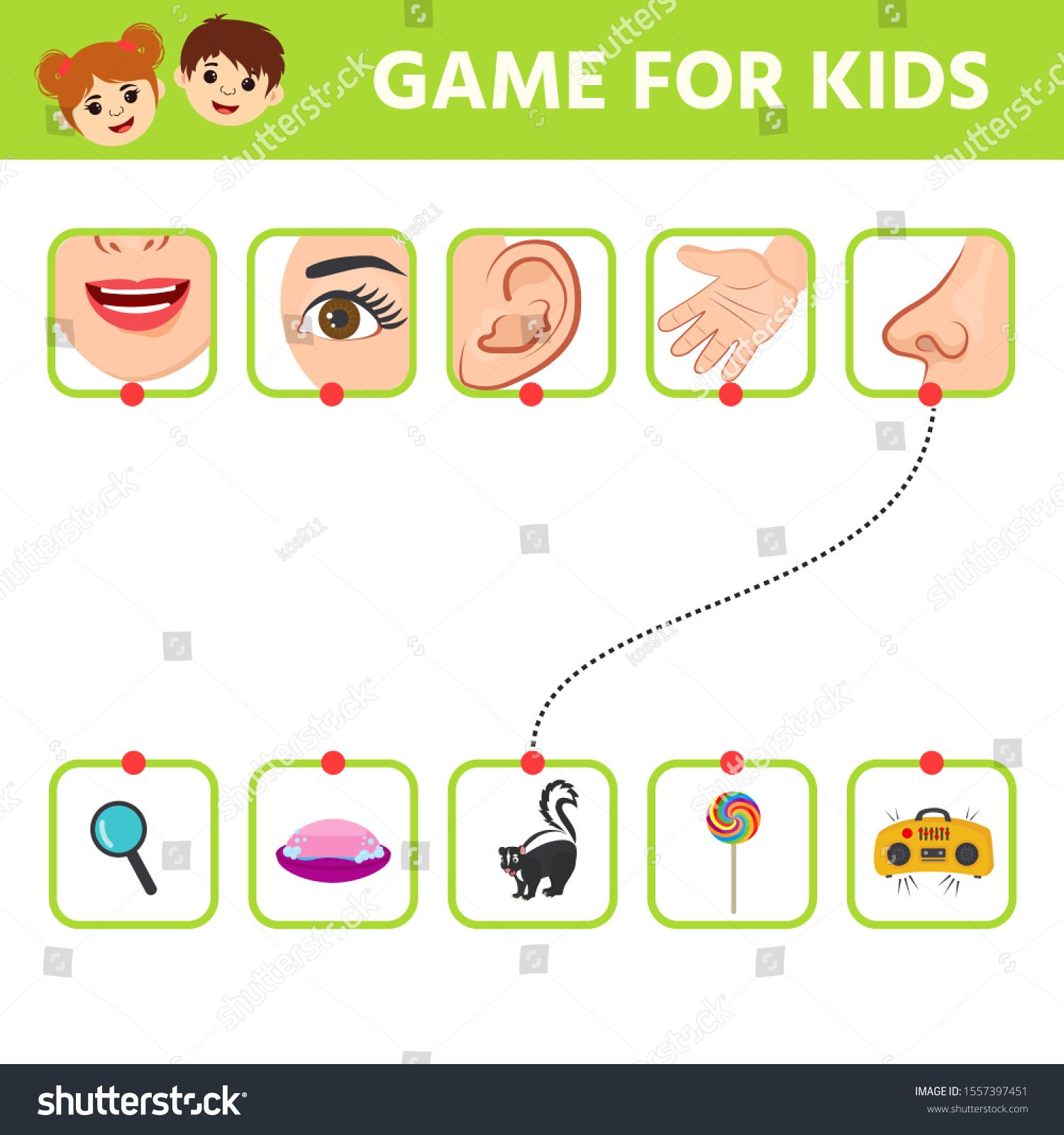 Educational Worksheet For Kids Game For Kids To Compare