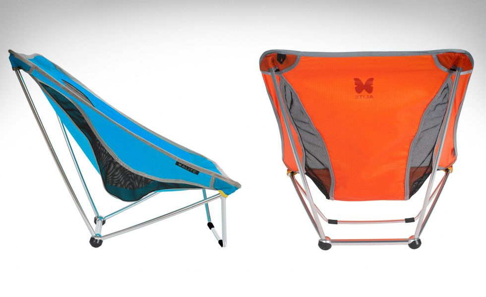 Adventure Journal gear review of the Alite Designs mayfly chair
