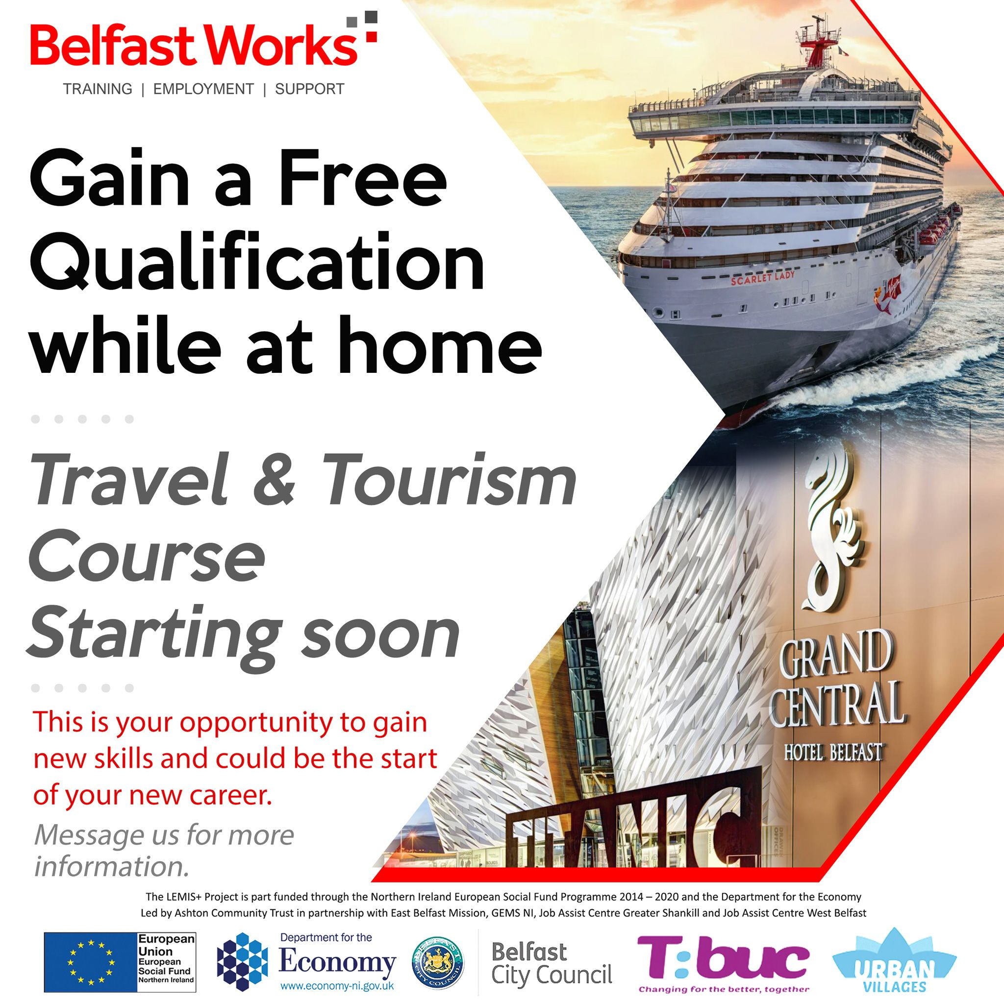 Travel & Tourism Course in 2020 Travel and tourism