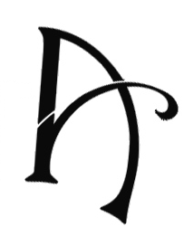 What Font Family Is This Art Nouveau  Jugendstil Letter A From