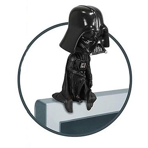 "Star Wars Computer Sitter Bobble Head Figure - Darth Vader - Funko - Toys ""R"" Us"
