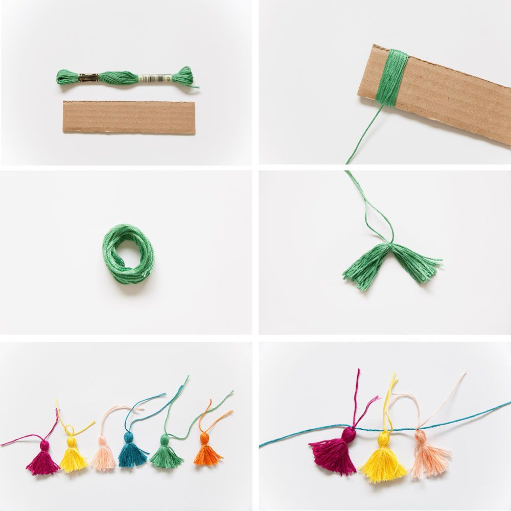 3 WAYS TO WRAP GIFTS USING EMBROIDERY FLOSS - Tell Love and Party