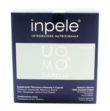 Ada Tina Inpele Uomo Capelli é um cuidado essencial para a nutrição dos cabelos masculinos desde a raiz até as pontas. Apresenta ação antioxidante, combatendo os radicais livres. Estimula o crescimento capilar e a renovação celular. Previne e reduz a queda dos cabelos.