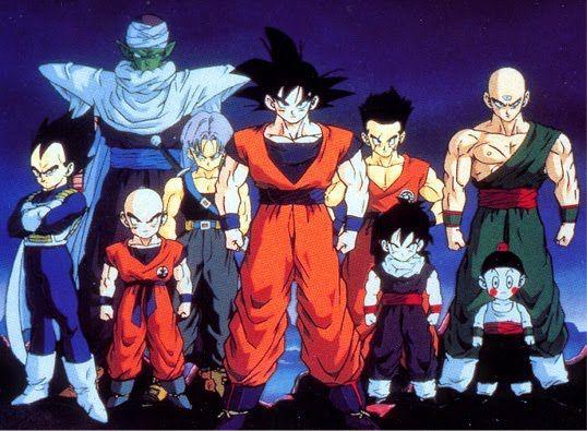 Dragon Ball Z series de la infancia mypetitrincon.blogspot.com