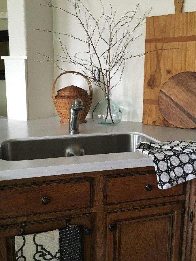 Allen Roth Solid Surface Countertop Review - Honey N ...