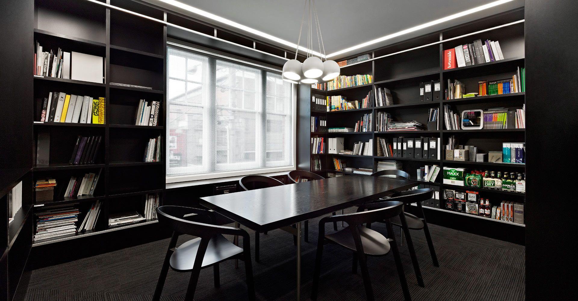 Hoyne Design Office // 102 Chapel Street, St Kilda // Client: Hoyne Design // Interiors by Elenberg Fraser