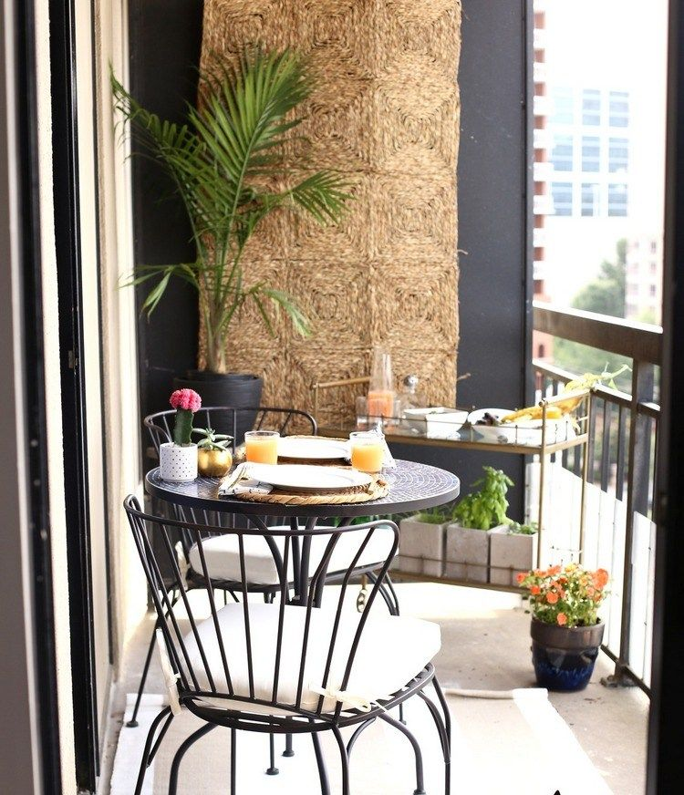 9 Awesome Ways To Up Your Balcony Wall Decor Apartment Patio