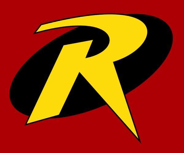photo about Superhero Logo Printable referred to as Superhero Printables Print such within 2019 Robin gown
