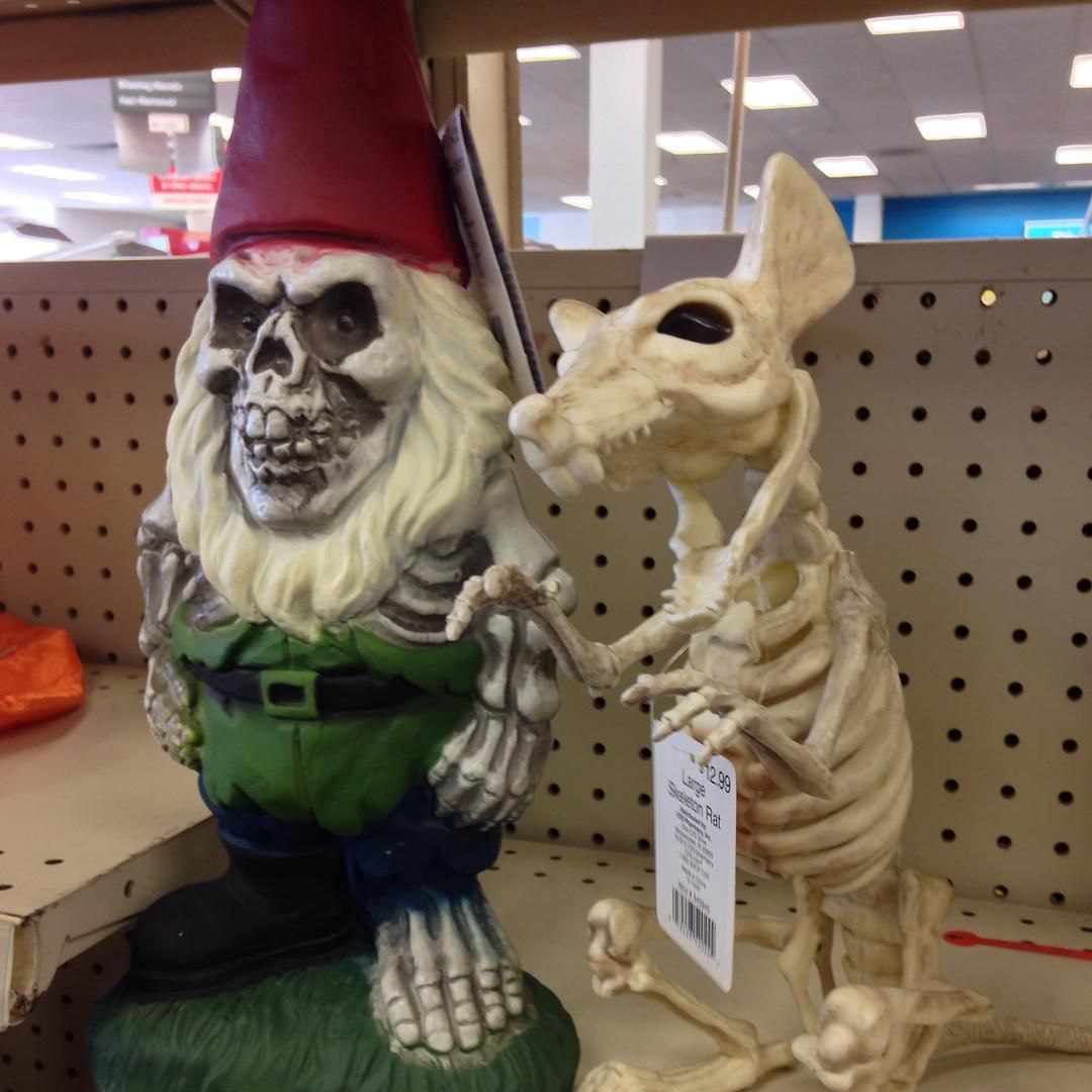 more cvs halloween decorations to scare the drug store shoppers