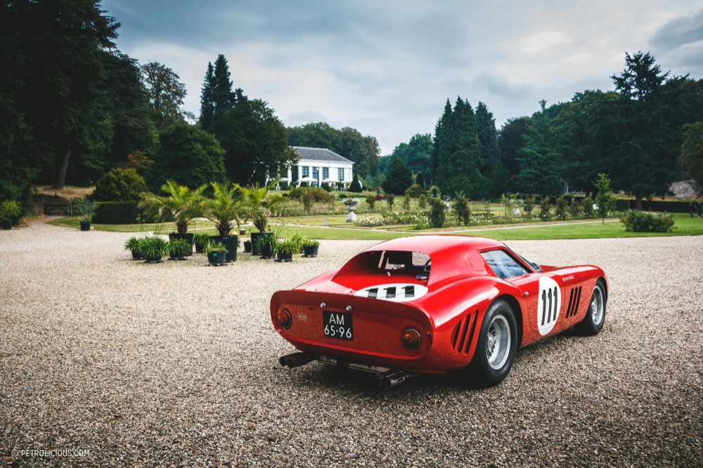Replica Is The Wrong Word For This Gorgeous 1964 Ferrari 250 Gto Series Ii Gto Ferrari Ferrari Convertible