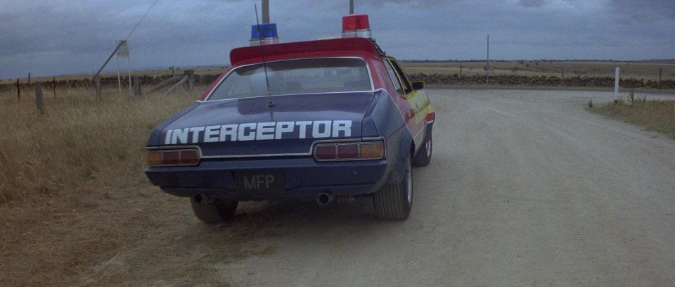 1974 Ford Falcon Sedan Xb In Mad Max 1979 Mad Max Ford