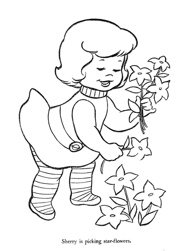 Hi Flyer Color Pg 12 Coloring Books Pattern Coloring Pages Free Coloring Pages