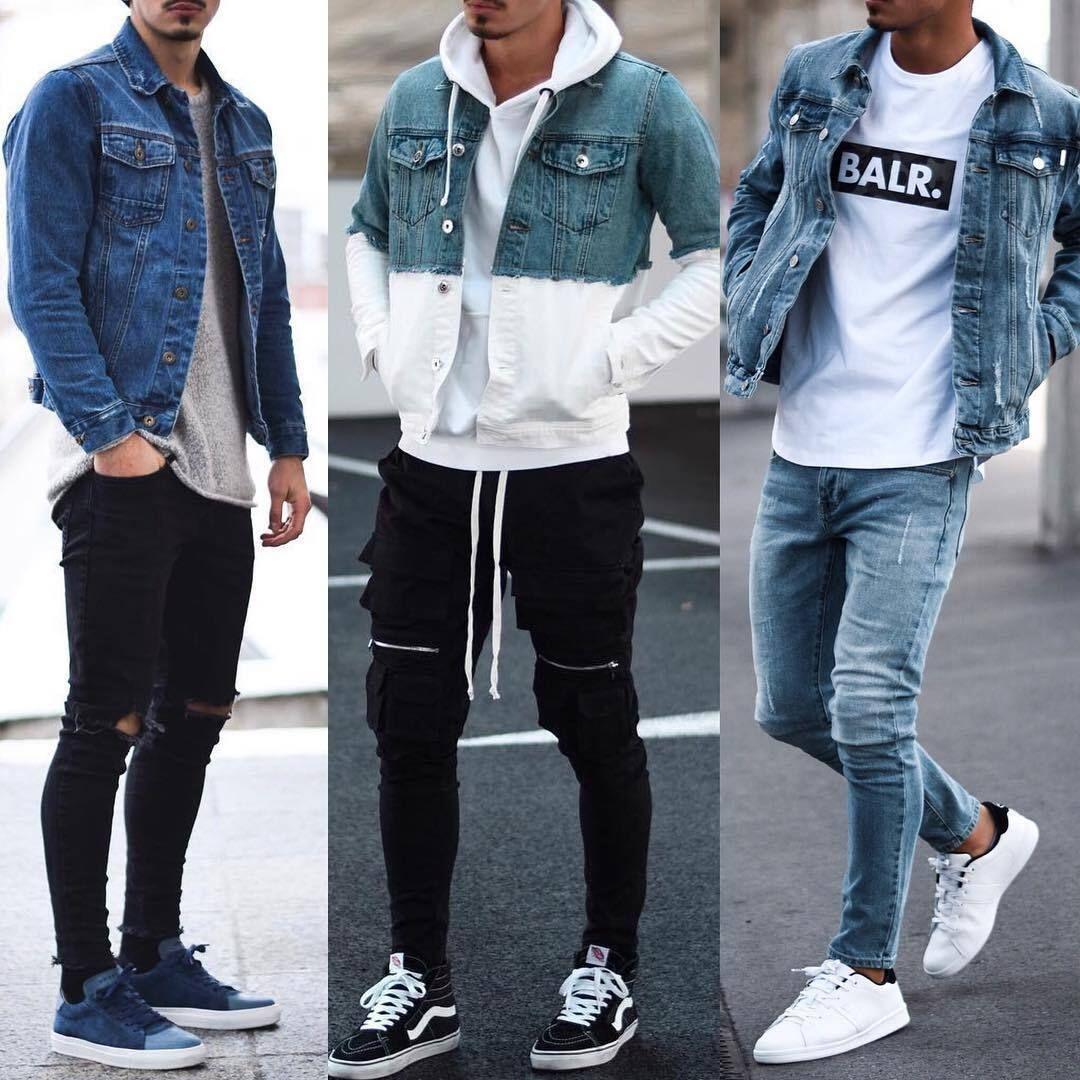 Mode et style de rue pour hommes sur Instagram: «Choisissez 1, 2 ou 3? @mensfashions ————————————— 📸 par @ ianna27 »   – The closet I want