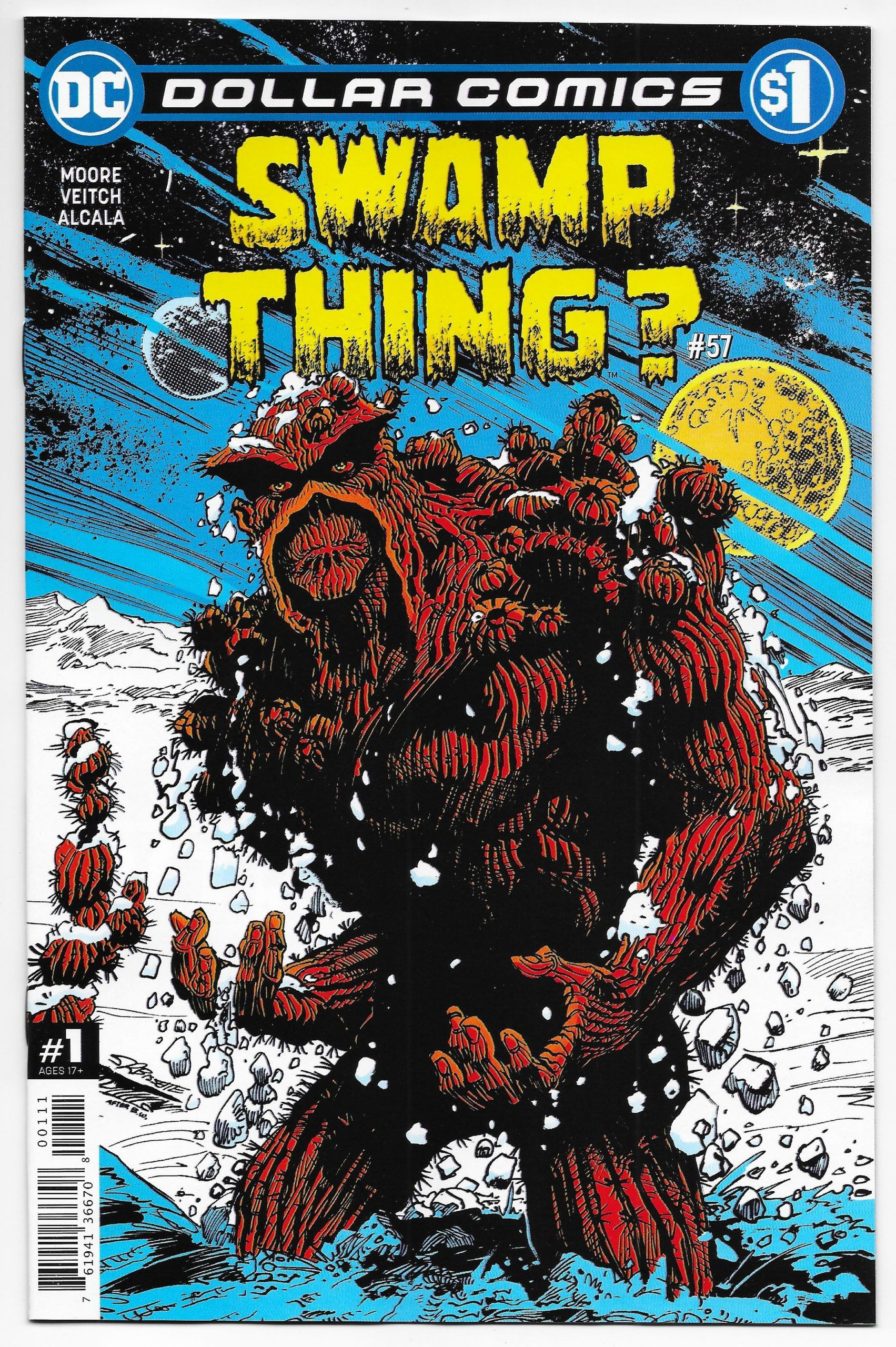 Swamp Thing #57 Dollar Comics Edition (DC, 2020) NM