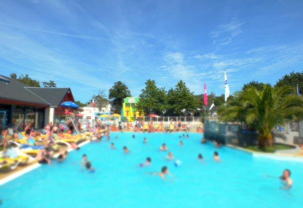 Camping Holidays In France Siblu Domaine De Kerlann Near