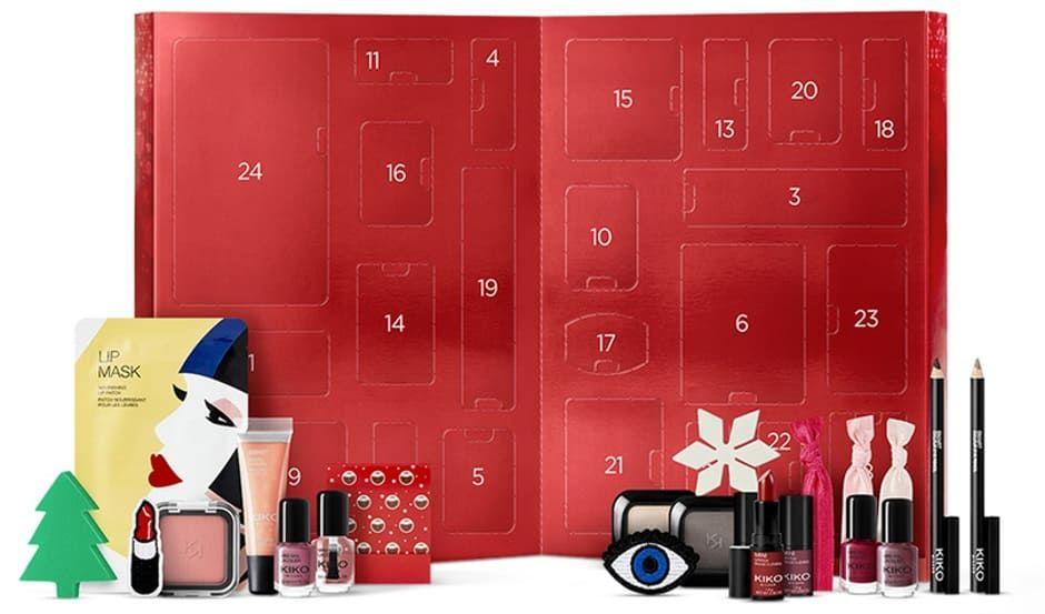 Idee Regalo Natale Kiko.Idee Regalo Kiko Calendario Dell Avvento Natale 2018