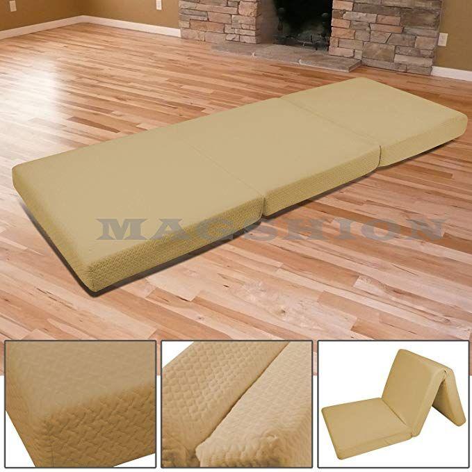 Best Magshion Memory Foam Mattresses Folding Bed Single 27 400 x 300