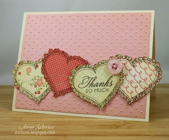 more handmade cards