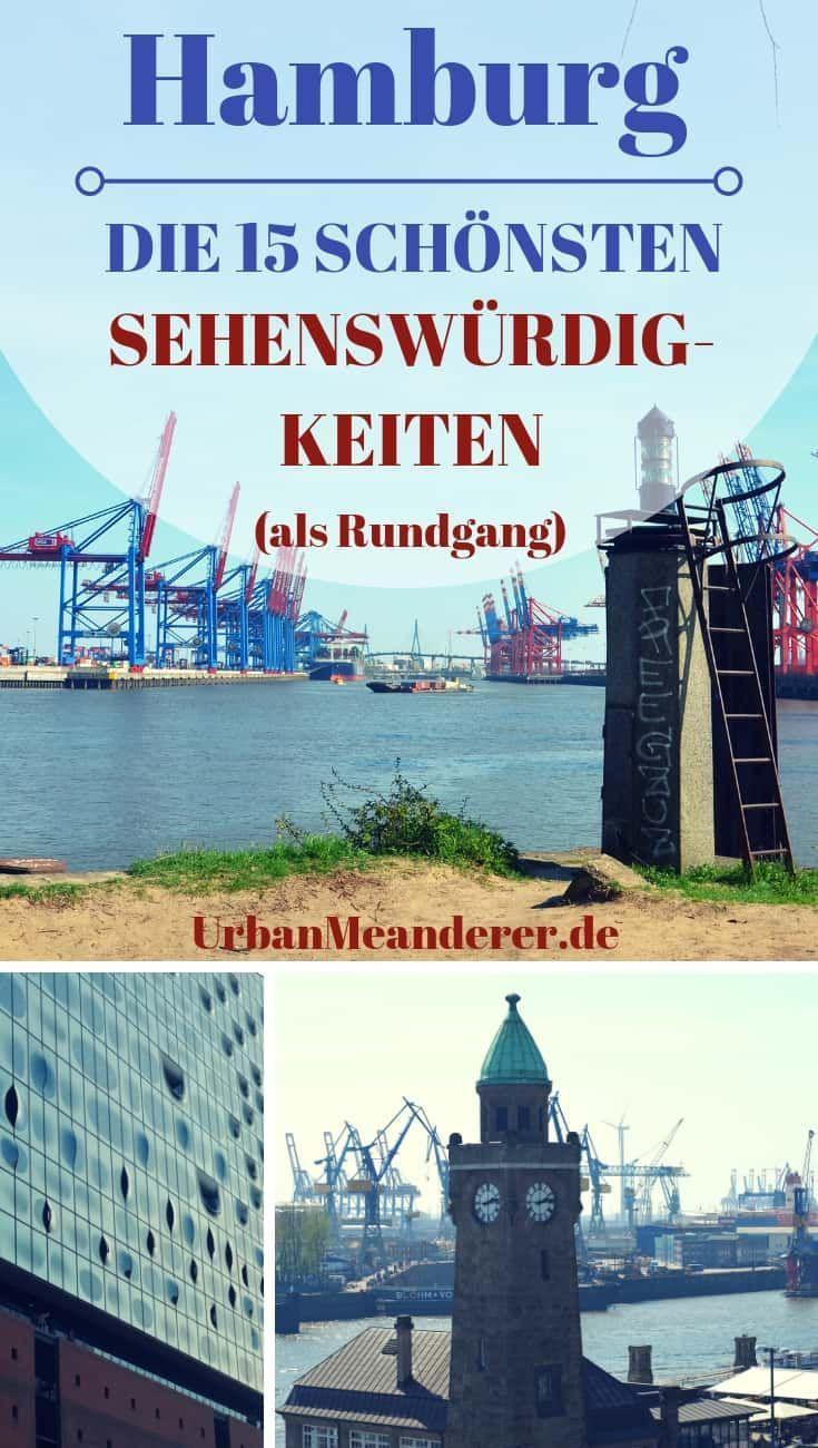 Der perfekte Hamburg Sehenswürdigkeiten Rundgang: So geht's! | Reiseblog Urban Meanderer