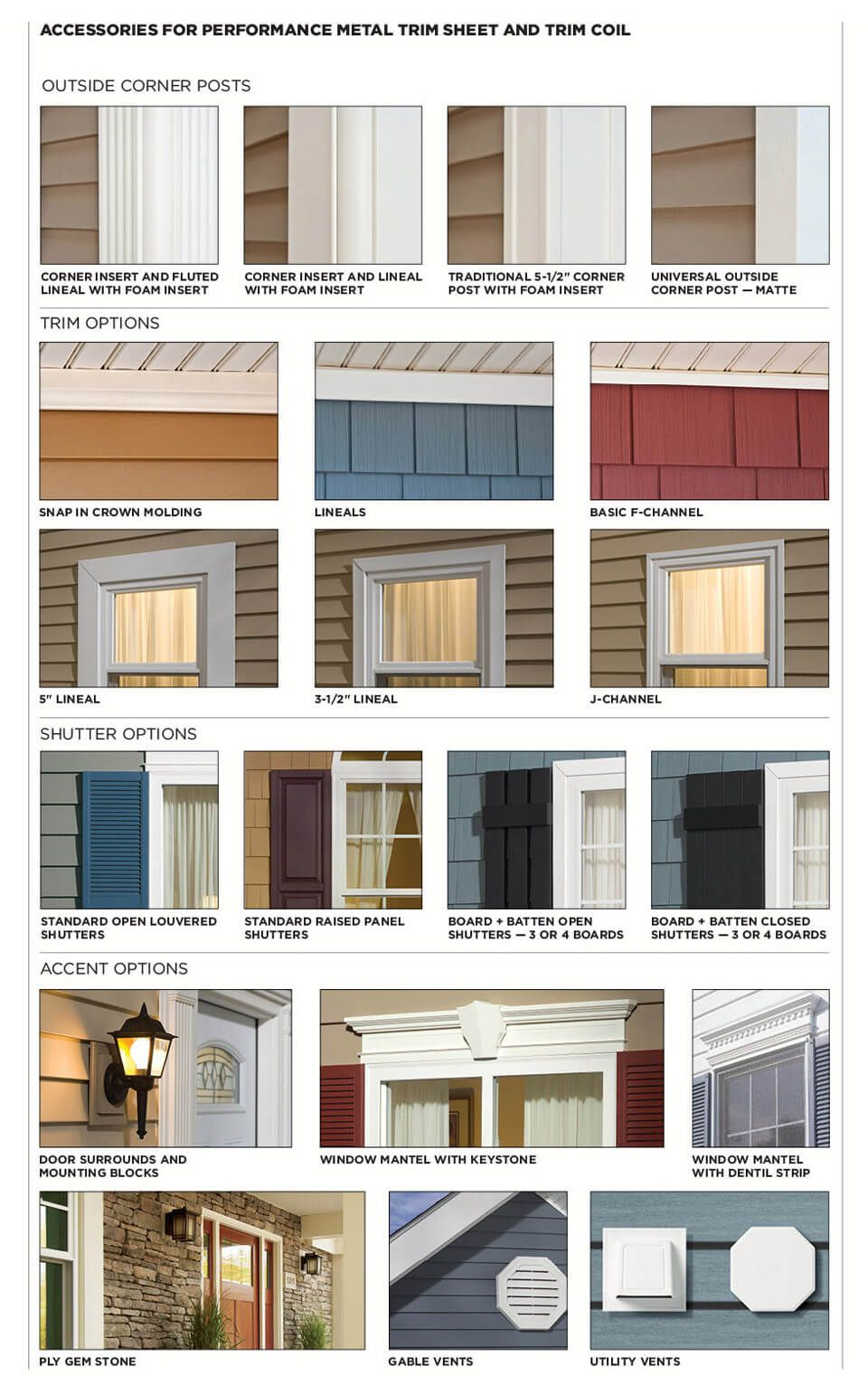 Mastic Aluminum Trim Sheet And Trim Coil Mastic Home Exteriors House Exterior Outdoor Remodel Shingle Siding