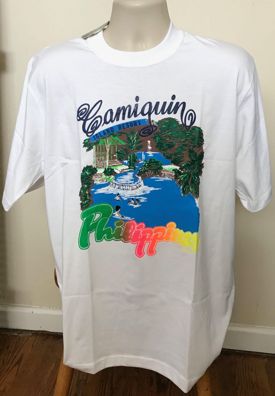 Phillipines T Shirts Vintage Graphic T Shirts Camiguin Island Etsy Vintage Clothing Men Shirt Travel T Shirt Photo [ 3000 x 2082 Pixel ]