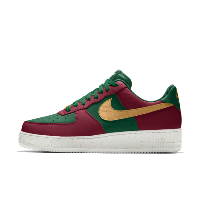 Nike Air Id Force 1 Baja Essentials Id Air WoHombres Zapato Zapatos Pinterest ce061b