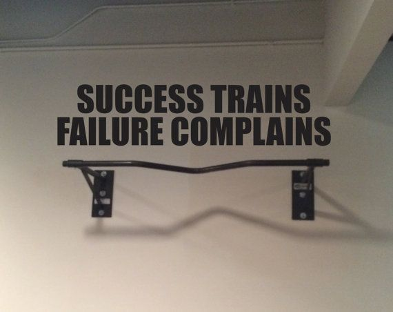 Classroom wall decor school gym decor gym motivation. success