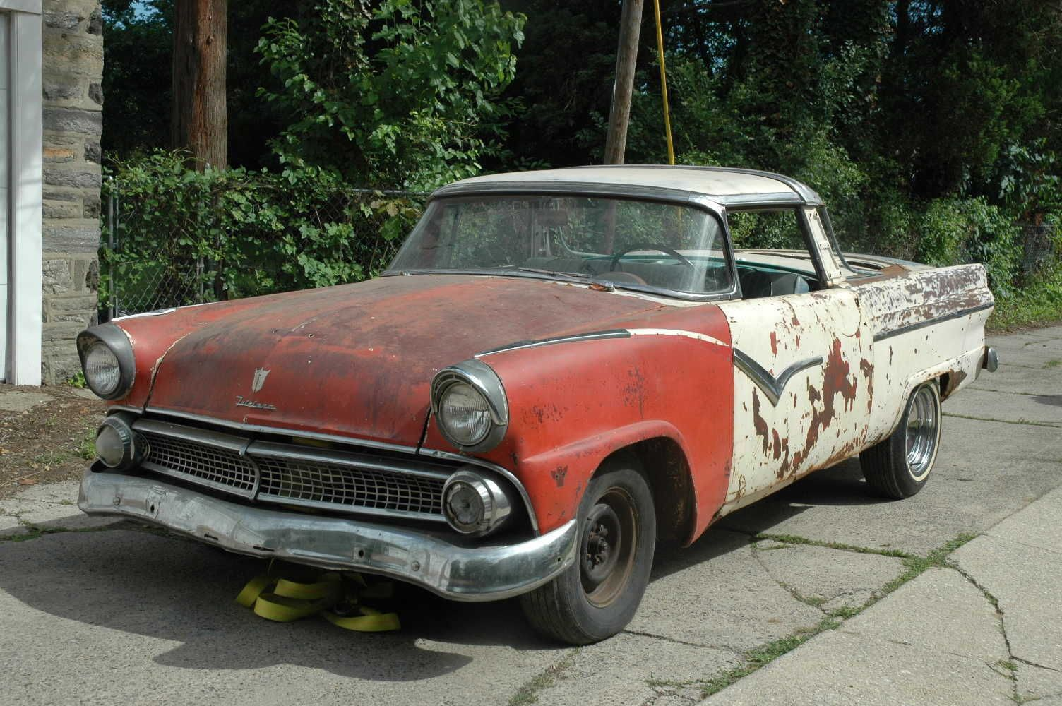 1955 Ford Custom Ranchero