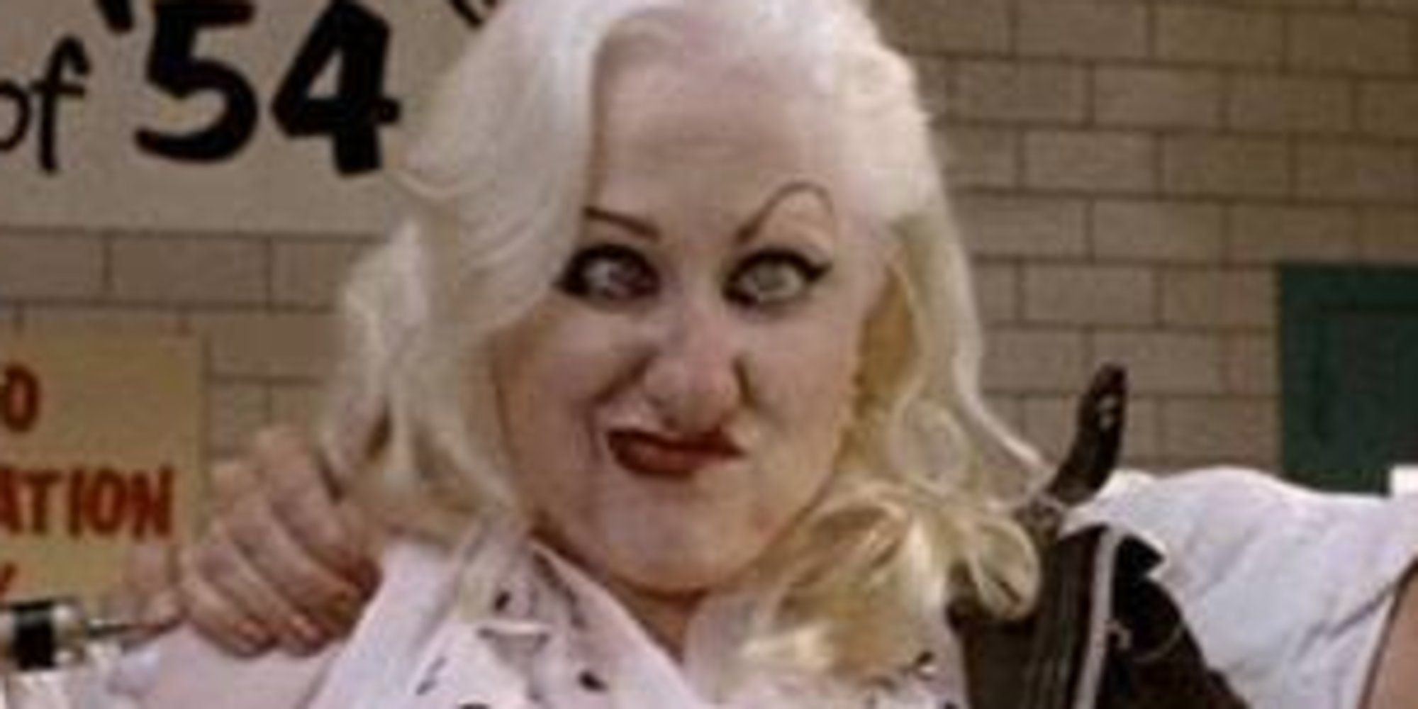 Kim Mcguire Who Played Hatchet Face In Cry Baby Dead At 60 Cry Baby Face Crying John Waters