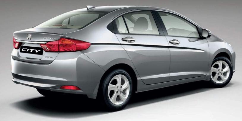 Honda City New Model