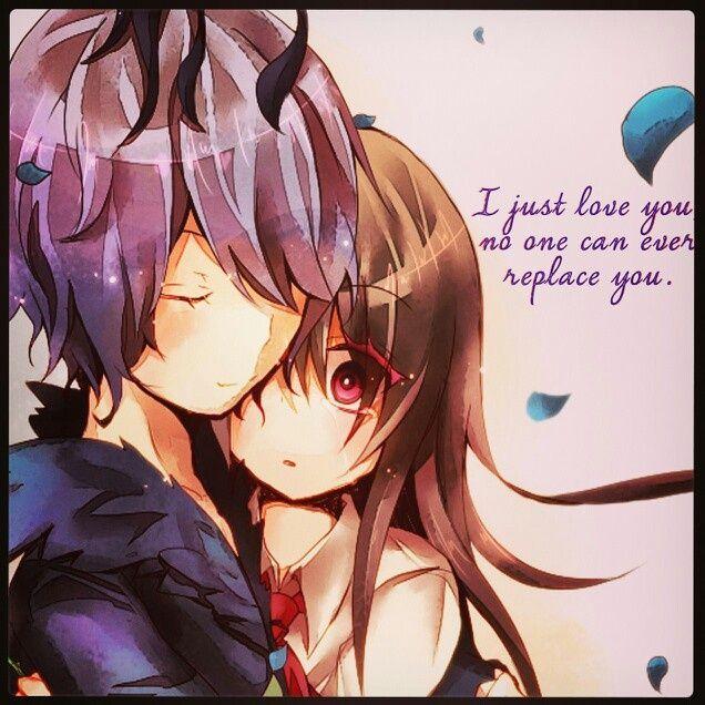 Anime couple hugging anime couples omg i love this one - Anime hug pics ...