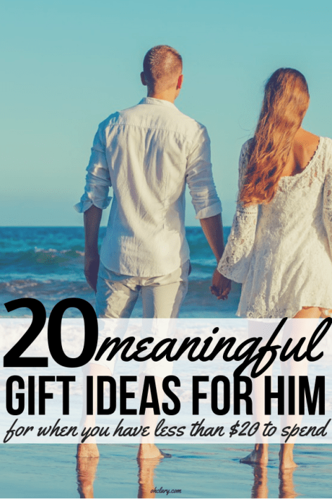 Looking For Unique Gift Ideas Men On A Budget These 20 Gifts Him Under Will Make Shopping Breeze Even If You Only Have To Spend Can