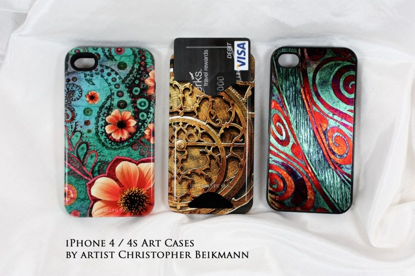 Christopher Beikmann Art I Phone cases coming soon!