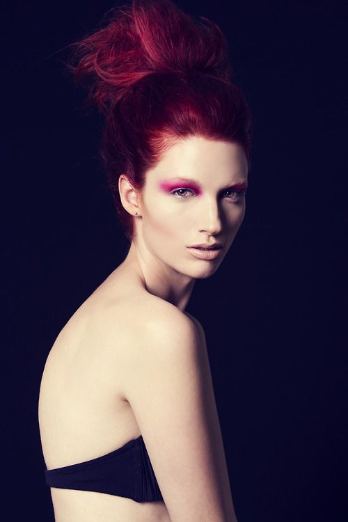 Kara for Wanted Model Management  Photo by me :)