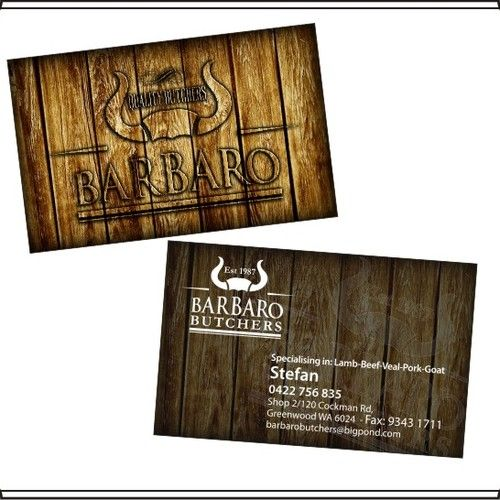 Create earthy coloured business card embossed leather laser create earthy coloured business card embossed leather laser engraved timber look traditional italian reheart Image collections