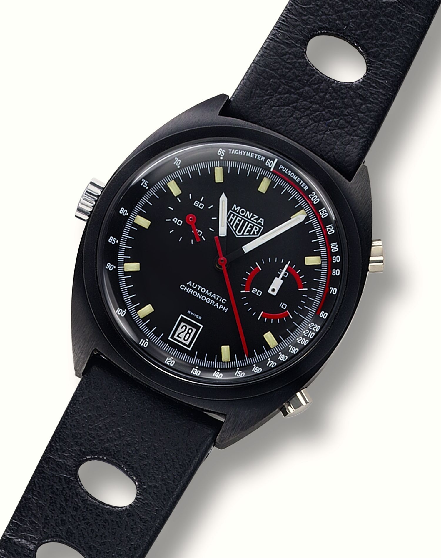 Ultimate Guide to the Heuer Monza | The Home of Vintage Heuer Collectors
