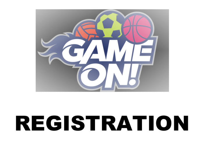Game On Registration Signs Rebecca Autry Creations Vbs Games Vacation Bible School