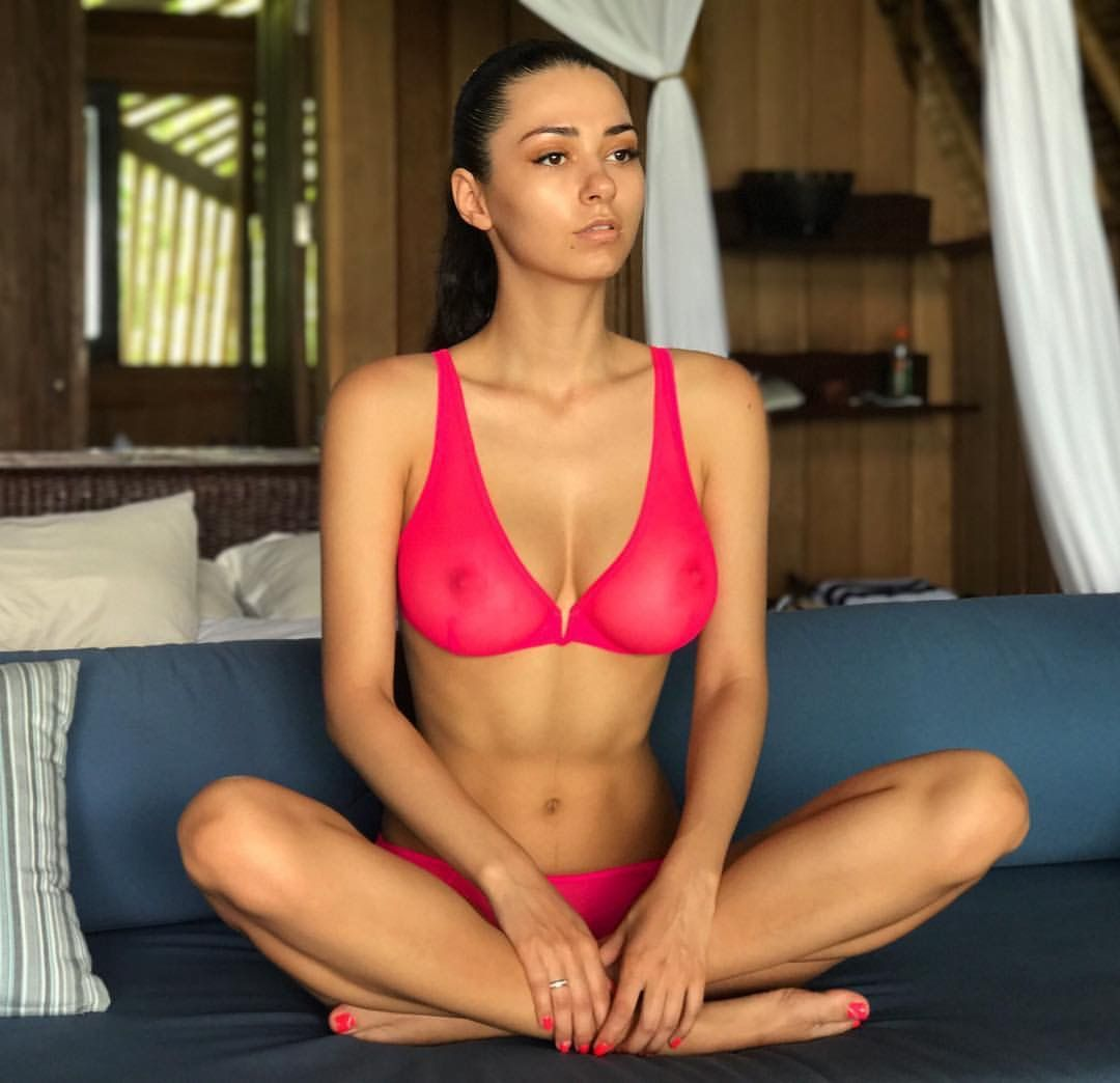 Helga Lovekaty Real Name helga lovekaty james | model, bikinis, russian models