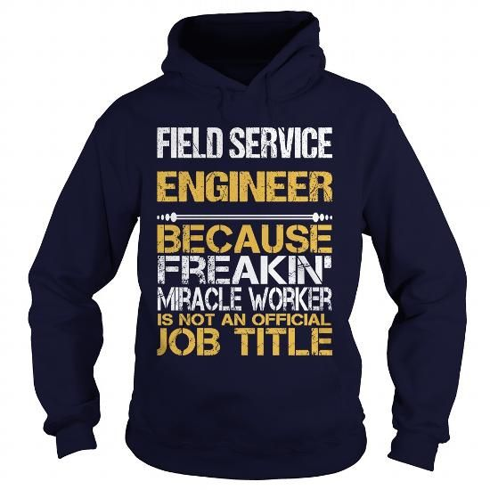 how to get a feild engineer title