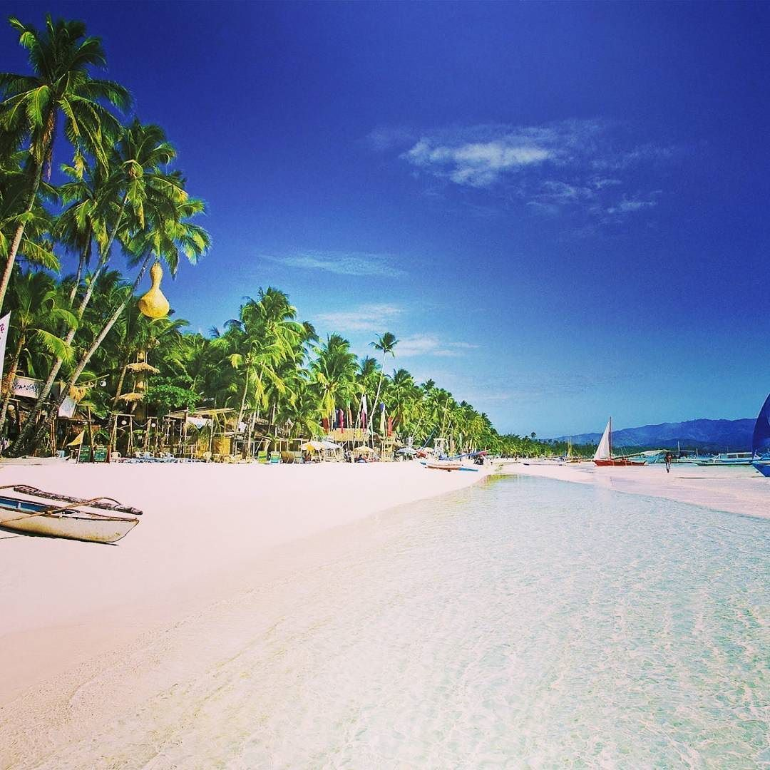Boracay Beach: Perasi Beach Also Known To Locals As Pasir Putih Is A