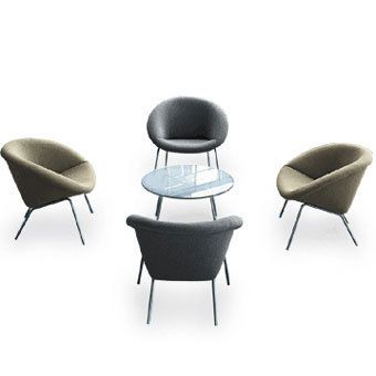 Walter Knoll Design Fauteuil.369 Chair By Walter Knoll