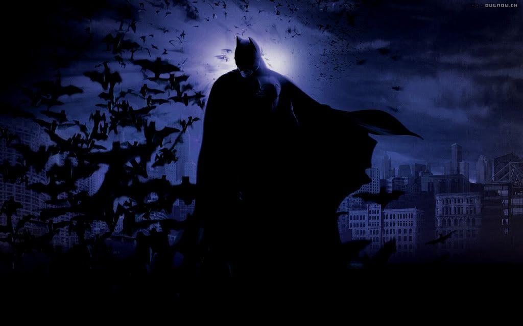 Batman ... The Dark Knight